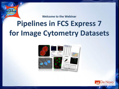 Cover for Pipeline with Imaging Data Webinar