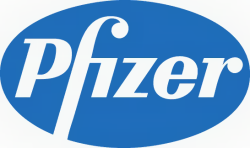 PFIZER LOGO BLUE - Reduced